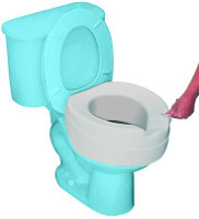 Toilet raised seats